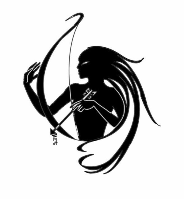 Sagittarius Tattoo Design Ideas