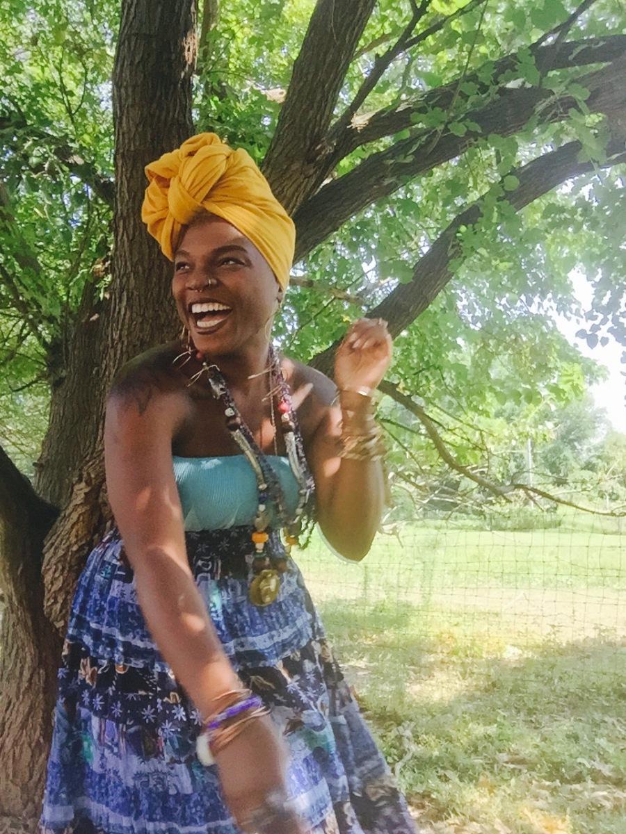 Meet Press Interview >> Monthly Spotlight: Madame Omi Kongo