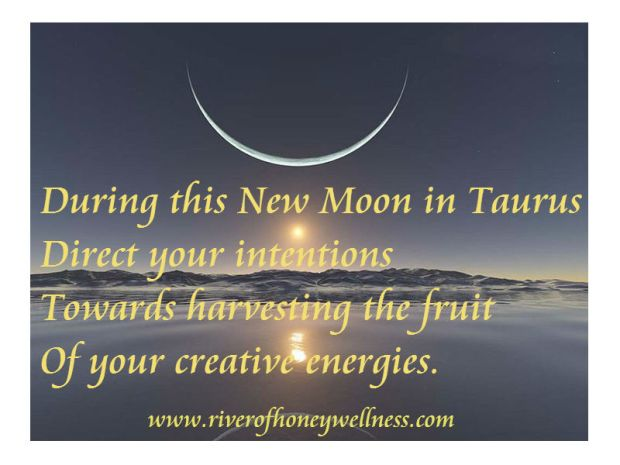 New Moon sign